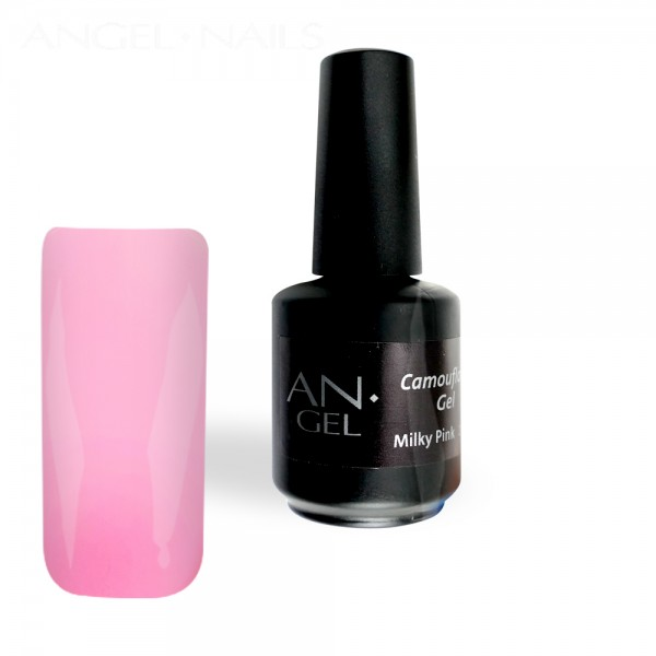 Camouflage Milky Pink 15ml pudelis